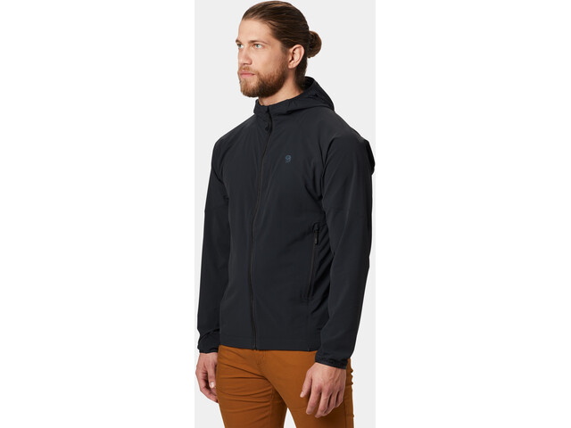 Mountain Hardwear Chockstone Giacca con cappuccio Uomo, black